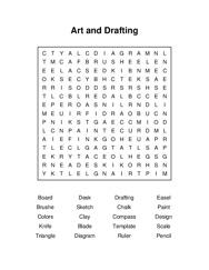 Art and Drafting